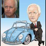 beetle caricature
